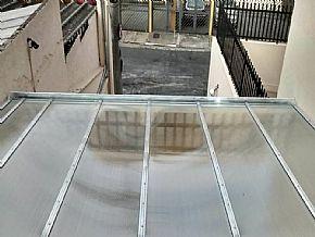 Cobertura Policarbonato Garagem