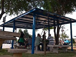 Foto Cobertura Praça