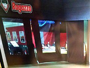 Cortina Retrátil Restaurante Ragazzo