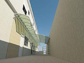 projeto-cobertura-policarbonato-corredor-hall