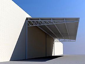 Projeto Cobertura Estacionamento
