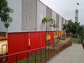 Cortinas Retrateis Quadras Futebol