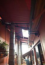 Toldo Retrátil Bar e Restaurante