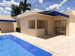 projeto coberturas em piscina