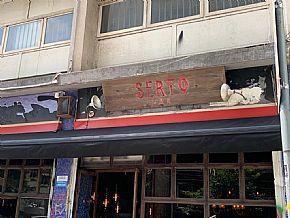 Toldo Retrátil Bar e Restaurante (Fechado)